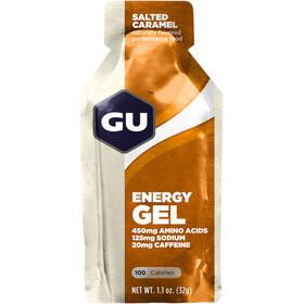 GU Energy Sachet de gel 24 x 32g, Salted Caramel